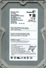 Seagate ST3400832AS P/N: 9Y7385-501 F/W: 3.01 AMK 400GB