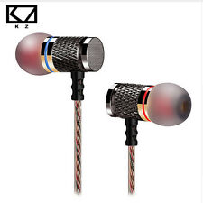 KZ Sports Headphones Stereo In-Ear Metal Heavy Bass Sound Headset Earphone
