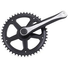 Kurbelgarnitur Fahrrad 1-fach 46 Zähne 170 mm Vierkant Pieper Amar Comfort T2