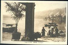 1925 - Orta - La Spiaggia