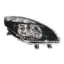 Renault Scenic Headlight Unit Driver's Side Headlamp Unit 2009-2012
