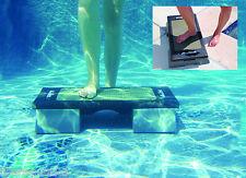 Water Aerobics Exercise Aquatic AQUA STEP Pool Fitness Dumbbells Belt Swim NEW
