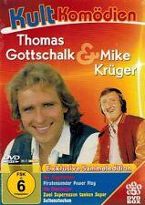DVD-BOX NEU/OVP - Kult Komödien - Thomas Gottschalk & Mike Krüger - 5 Filme