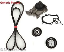 To Fit Citroen Fiat Ford Timing Belt Tensioner Pulley Water Pump Kit New