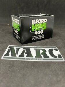 Ilford HP5 Plus 400 35MM BW expired film lomo