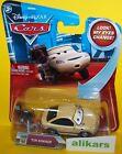 TIM RIMMER Giocattolo Occhi Mattel 1:55 Cars Disney Modellini Metallo Diecast