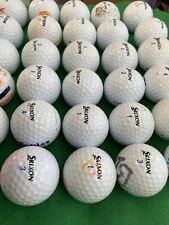 Srixon Ad333 Golf Balls 30 Balls Grade Bc Practice Mix Free Postage! Lot 608 bag