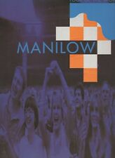 Barry Manilow Tour Of The World 1997 Tour Program Oversize