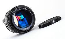 Nikon NIKKOR 105mm f2,5 AI - 1980-MINTY!
