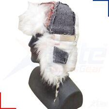 Fur Men's Ski Trapper Hat