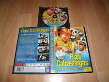 PIPPI CALZASLARGAS PIPPI EN LOS MARES DEL SUR LA PELICULA EN DVD EN BUEN ESTADO