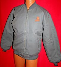 RED KAP Detroit Tigers Quilted Embroidered Logo Mechanic JACKET COAT Large