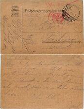 K.K. FELDPOST-Cartolina viaggiata SCUTARI 11.3.1918