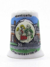 Peep in side thimble Monticello Charlottesville Va Peep in side see the pilgrims