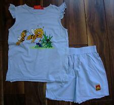 Biene Maja Shorty Pyjama Gr.92-128 Lizenzware Schlafanzug Maya the Bee 76836