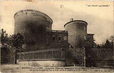 CPA  Monistrol-sur-Loire - L'Ancien Cháteau épiscopal, flanqué ... (517288)