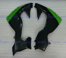 Left Right side Lower fairing Fit For Kawasaki Ninja ZX10R 06 2006 2007 Green-BL