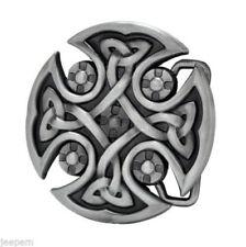 Markenlose Herren-Gürtelschnallen aus Metall mit Buchstaben-, Zahlen- & Symbol-Themen