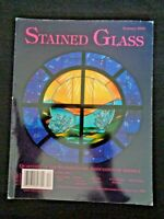Stained Glass Magazine 2001 South Carolina Aquarium Smith Museum Chicago Windows