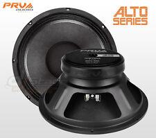 "PRV Audio 12W750A 12"" Alto Series Professional Woofer 8 Ohm - 750 Watts - 97 db"