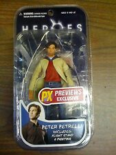 Heroes PX Previews EX Peter Petrelli Figure NEW FREE SHIP US