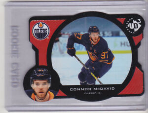 20-21 Upper Deck Extended Connor McDavid /1000 UD3 Oilers 2020
