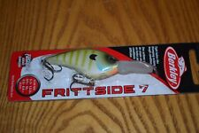 "8/"" Jointed Flat Sided Inhaler Fishing Crankbait Musky Lure Bluegill G8-61"