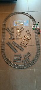 Circuit Lego 60051/Gare/Rails/aiguillage