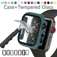 For Apple Watch Screen Protector Case Series 3/4/5/6/SE Full Protective Cover