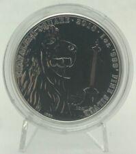 United Kingdom £2 Pounds 2018 Silver Trafalgar Square Great Britain UK 1 OZ
