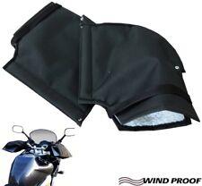 Moto Thermique Polaire Guidon Chaud Cache Main Protection Gants