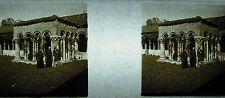 Fotografia chiostro di la Basilique San Zeno Verona Verona Italia, 1933