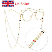 Eye Glasses Sunglasses Spectacles Eyewear Chain Cord Lanyard Holder Strap String