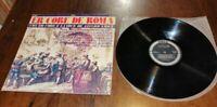 33 GIRI LP-Alvaro Amici – Er Core De Roma  Pop, Folk, World, & Country