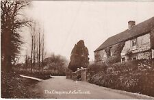 More details for the chequers, aston tirrold - old real photo berkshire postcard (ref 6100/21/g5)