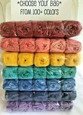 5 Dark Horse Yarn FANTASY Skeins CHOOSE COLOR Acrylic 1025 yds Machine Washable