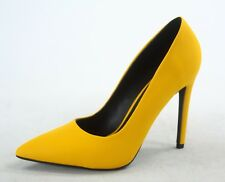 NEW Women's Fashion Pointy Toe Stiletto High Heel Dress Pump Shoes Size 5.5 - 11