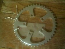 "NOS 46 TOOTH  86BCD  3/32"" CHAINRING"