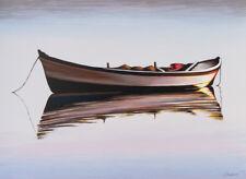 $ Igor Medvedev STILL WATERS 2005 serigraph canvas AP 87/100 Artist's Proof Limi