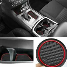 For Dodge Charger 2011-2020 Liner Accessories Cup, Console, Door Pocket Inserts