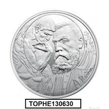 10 euro argent AUGUSTE RODIN 2017