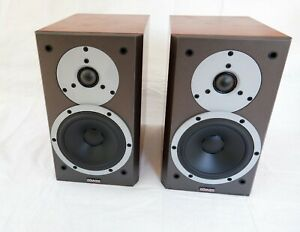 Dynaudio Excite X-12 X12 speakers in cherry finish - very good condition