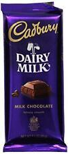 HERSHEY CADBURY DAIRY MILK Chocolate Bar Easter Candy, Pack of 14