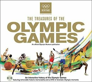 NEW The Treasures of the Olympic Games By Neil Wilson Hardcover Free Shipping