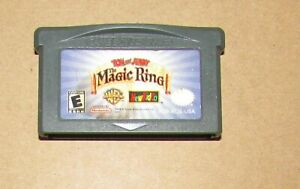Tom and Jerry: The Magic Ring for Nintendo Game Boy Advance Fast Shipping!