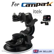 Car Suction Cup for Campark ACT76/ACT68/ACT74/X20 & itek Action Pro 1080p I67002