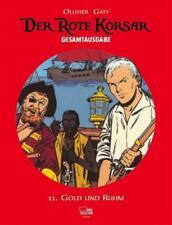 Der Rote Korsar Gesamtausgabe 11 von Victor Hubinon, Jean Ollivier, Jean-Michel Charlier und Christian Gaty (2018, Gebundene Ausgabe)
