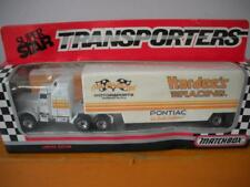 Matchbox convoy superstar transporter hardees racing - New Boxed