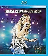 Sheryl Crow-Miles From Memphis, Live At The Pantages Theatre, OVP, Blu-ray Disc