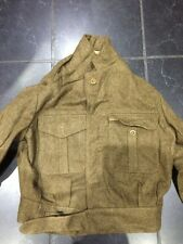 WW2 & Korean War 49 pat Battledress Jacket Med & Large